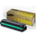Картридж для плоттеров Samsung CLT-Y506S/SEE желтый