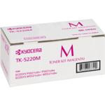 Картридж для плоттеров Kyocera TK-5220M пурпурный