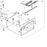 Опция для печатной техники Kyocera 2BL06601 COVER BYPASSTRAY
