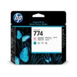 Картридж для плоттеров HP P2V98A Light Magenta and Light Cyan Printhead