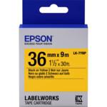 картридж Epson LK-7YBP