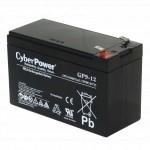 Сменная АКБ для ИБП CyberPower Аккумулятор 12V9Ah