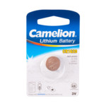 Батарейка CAMELION Lithium CR1620-BP1 - 1штука (Блистер)