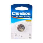 Батарейка CAMELION Lithium CR2025-BP1 - 1штук (Блистер)