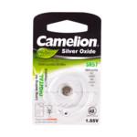 Батарейка CAMELION Silver Oxide SR57-BP1 - 1штука (Блистер)
