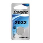 Батарейка Energizer CR2032 Lithium - 1 штука