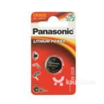 Батарейка Panasonic CR-2032/1BP - 1штука (Блисер)