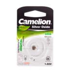 Батарейка CAMELION Silver Oxide SR66-BP1 - 1штука (Блистер)