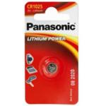 Батарейка Panasonic CR-1025AL/1BP