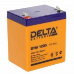 Сменная АКБ для ИБП Delta Battery DTM 1205 12V5Ah