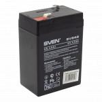 Сменные аккумуляторы АКБ для ИБП Sven SV 6V4.5Ah