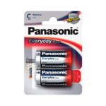 Батарейка Panasonic Every Day Power C/2B