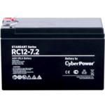 Сменная АКБ для ИБП CyberPower STANDART series RС 12-7.2