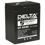 Сменные аккумуляторы АКБ для ИБП Delta Battery DT 4045