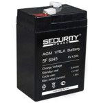 Сменные аккумуляторы АКБ для ИБП Security Force SF 6045