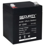 Сменные аккумуляторы АКБ для ИБП Security Force SF 12045