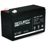 Сменные аккумуляторы АКБ для ИБП Security Force SF 1207