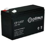 Сменные аккумуляторы АКБ для ИБП Optimus OP 1207