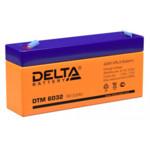 Сменные аккумуляторы АКБ для ИБП Delta Battery DTM 6032