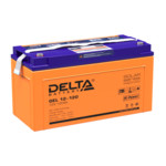 Сменные аккумуляторы АКБ для ИБП Delta Battery GEL 12-120