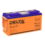 Сменные аккумуляторы АКБ для ИБП Delta Battery GEL 12-150