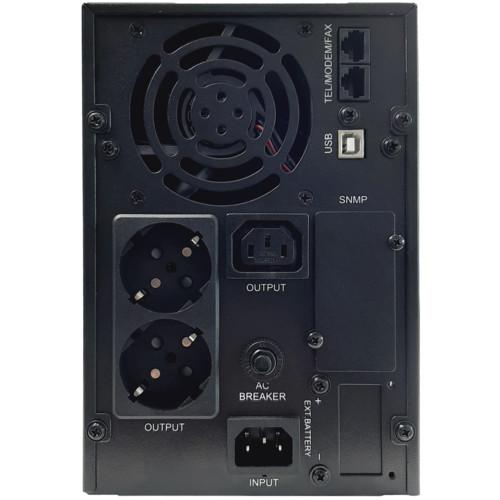 Источник бесперебойного питания SVC PTL-2K-LCD/A2 (PTL-2K-LCD/A2)