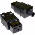 Распределитель питания LANMASTER Вилка IEC 60320 C19