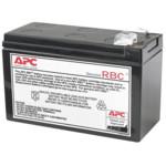 Сменная АКБ для ИБП APC Сменный аккумуляторный картридж №110