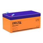 Сменные аккумуляторы АКБ для ИБП Delta Battery Аккумуляторная батарея DTM 12032
