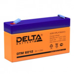 Сменные аккумуляторы АКБ для ИБП Delta Battery DTM 6012
