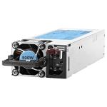 Серверный блок питания HPE 500W Flex Slot Platinum Hot Plug Power Supply Kit