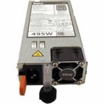 Серверный блок питания Dell SingleHot-plug 495-WattPowerSupply