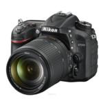 Цифровая видеокамера Nikon D7200 Kit 18-140VR