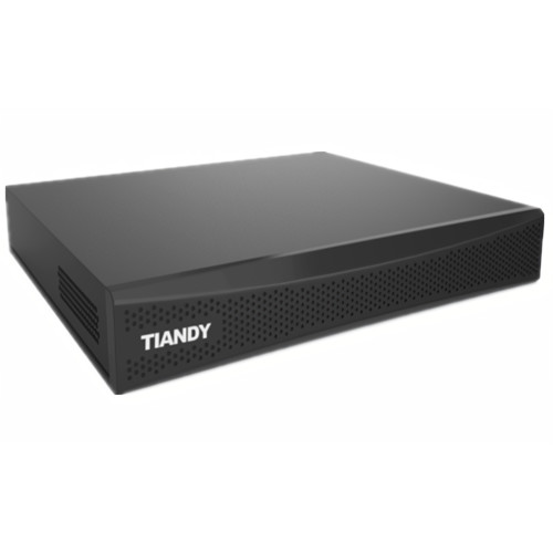 Видеорегистратор Tiandy TC-NR1004M7-S2-T, 4 канала, 2 HDD до 12TB, HDMI, VGA (TC-NR1004M7-S2-T)