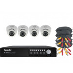 Комплект видеонаблюдения Falcon Eye FE-104MHD KIT Офис