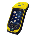 Trimble Geo 7X handheld