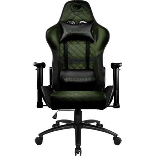 Компьютерная мебель Cougar Armor One X Green (CU-ARMONE-X)