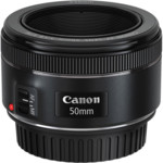 Аксессуар для фото и видео Canon EF STM 50мм f/1.8