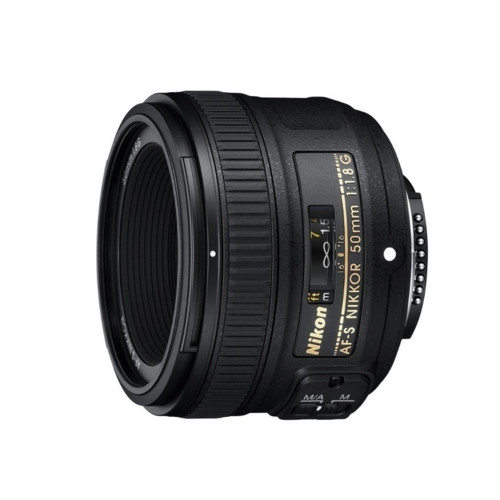 Аксессуар для фото и видео Nikon AF-S 50мм f/1.8 (JAA015DA)