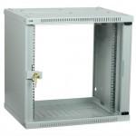 Серверный шкаф ITK Шкаф LINEA WE 6U 600x600мм серый