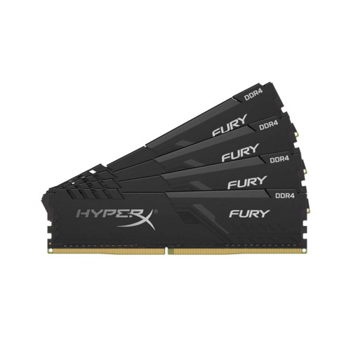 HyperX Fury 32GB 3466MHz DDR4 CL16 DIMM (Kit of 4)