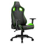 Компьютерная мебель Sharkoon ELBRUS 2 Black/Green