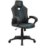 Компьютерная мебель ThunderX3 YC1 Black/Cyan