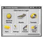 Trimble Программное обеспечение Access GNSS - General Survey