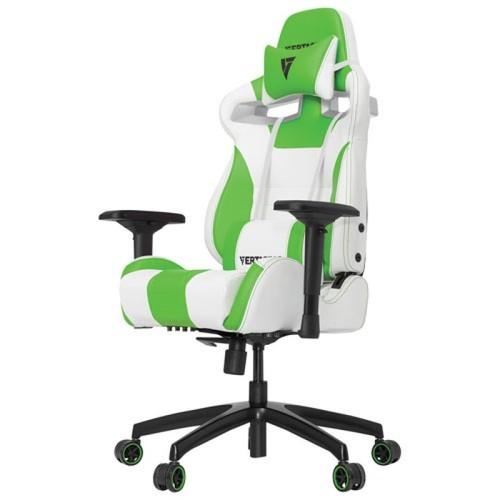 Компьютерная мебель Vertagear Racing Series S-Line SL4000 White/Green Edition (VG-SL4000_WG)