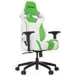 Компьютерная мебель Vertagear Racing Series S-Line SL4000 White/Green Edition
