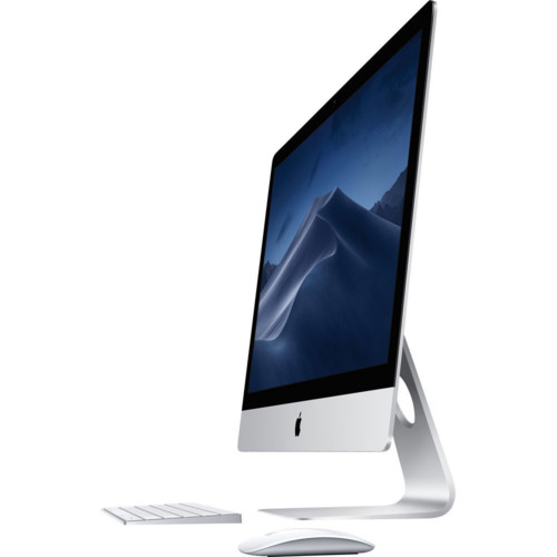 Моноблок Apple iMac Retina 5K 27 Silver 2019 (Z0VT/28with Numpad, Z0VT003KF)