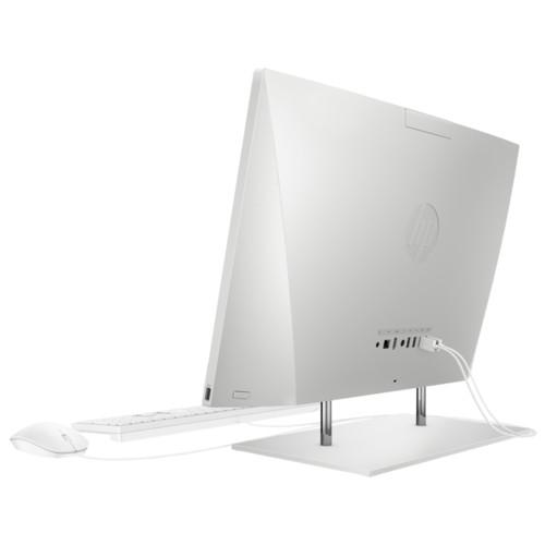 Моноблок HP 24-dp0033ur/s silver (1G1D5EA)