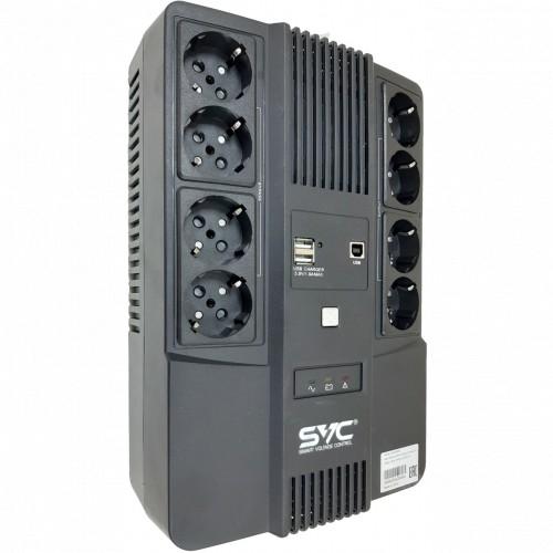 Источник бесперебойного питания SVC U-800/BSSC (DL-SVC-U-800/BSSC)