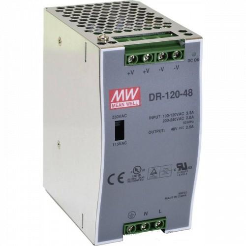 Аксессуар для сетевого оборудования iZett HR-PSED-48/120 (HR-PSED-48/120)